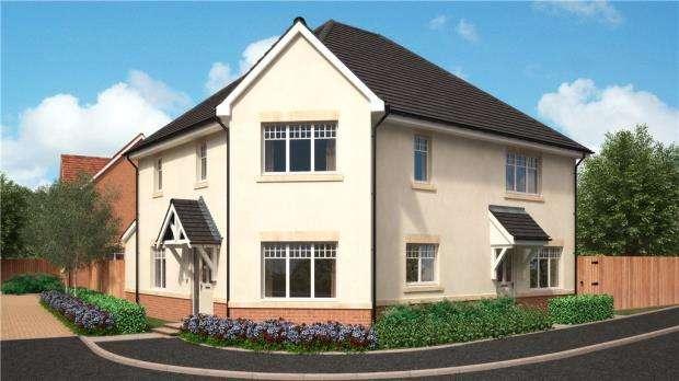 2 Bedrooms Semi Detached House for sale in Stockwood Way, Farnham, Surrey