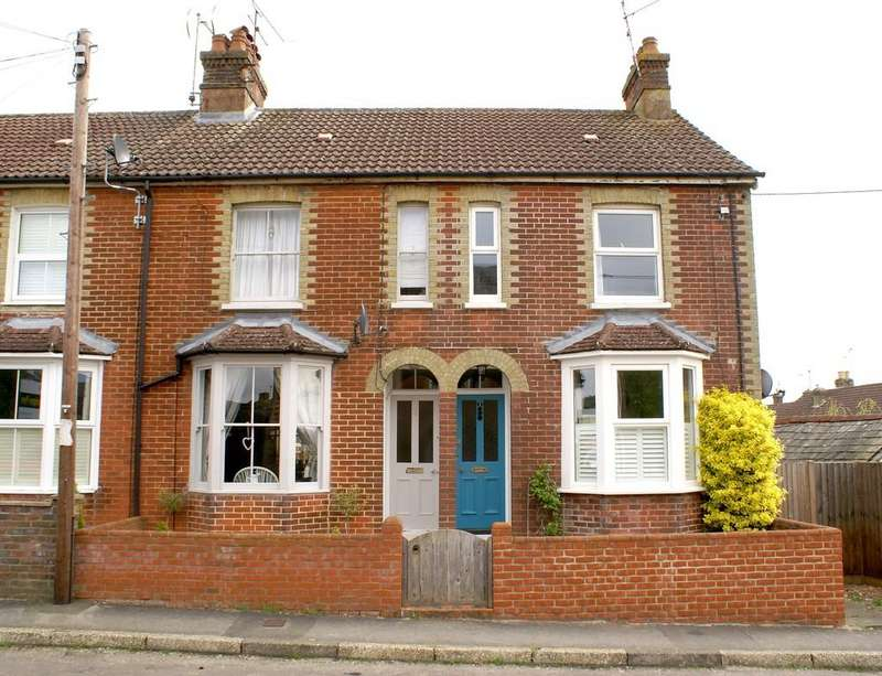 3 Bedrooms End Of Terrace House for sale in Youngs Road, ALTON, Hampshire