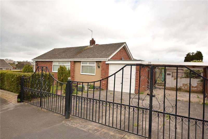 2 Bedrooms Detached Bungalow for sale in Templegate View, Leeds, West Yorkshire
