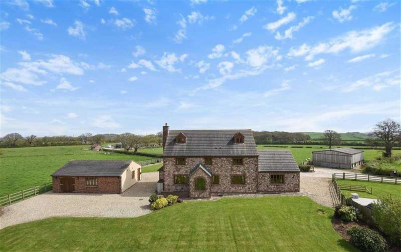 6 Bedrooms Detached House for sale in Fiddington, Bridgwater, Somerset, TA5