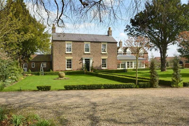 4 Bedrooms Detached House for sale in Main Street, Tibthorpe, Driffield, North Humberside