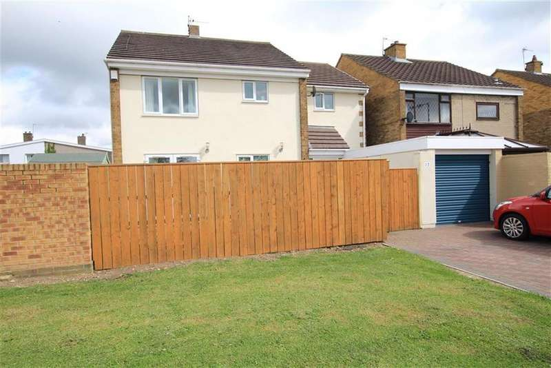 4 Bedrooms Detached House for sale in Burn Lane, Newton Aycliffe, County Durham