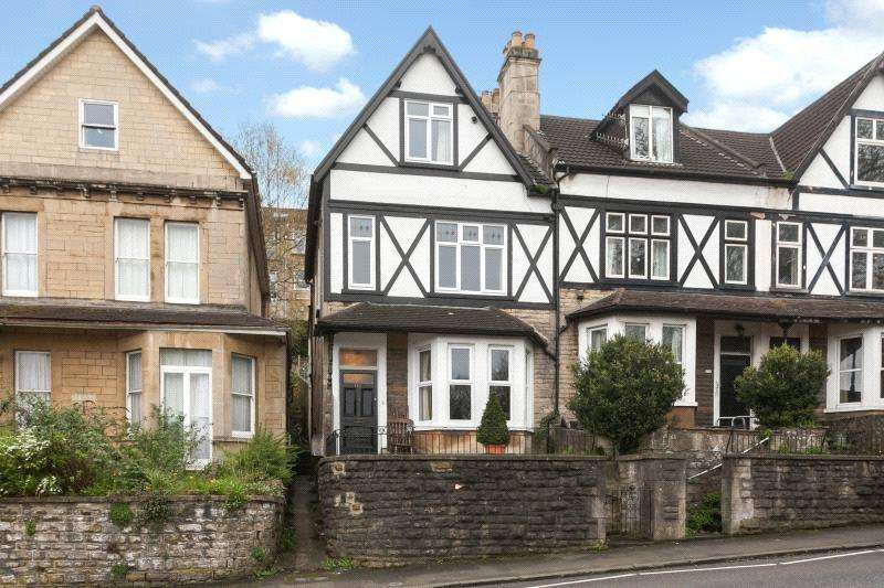 4 Bedrooms Terraced House for sale in Wells Road, Bath, BA2