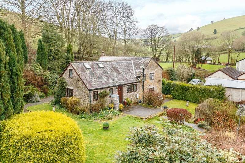 3 Bedrooms Detached House for sale in Obley, Bucknell, Shropshire