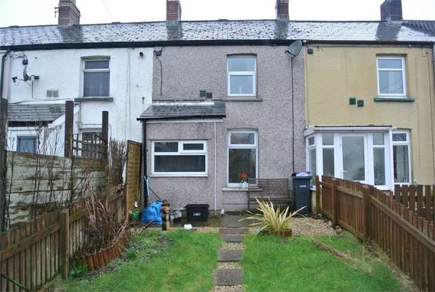 2 Bedrooms Cottage House for sale in Station Road, Griffithstown, Pontypool