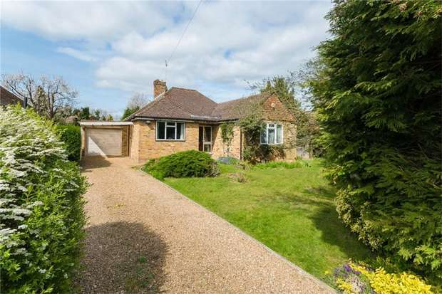 2 Bedrooms Detached Bungalow for sale in Ninnings Way, Chalfont St Peter, Buckinghamshire
