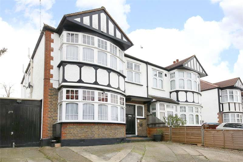 7 Bedrooms Semi Detached House for sale in Lancaster Road, South Norwood