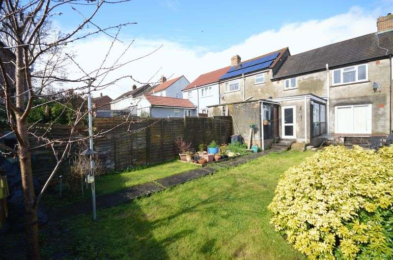 3 Bedrooms Terraced House for sale in Kings Head Lane, Uplands, Bristol