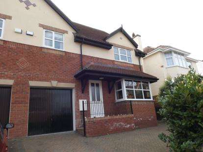 4 Bedrooms Semi Detached House for sale in Rivieres Avenue, Colwyn Bay, Conwy, LL29