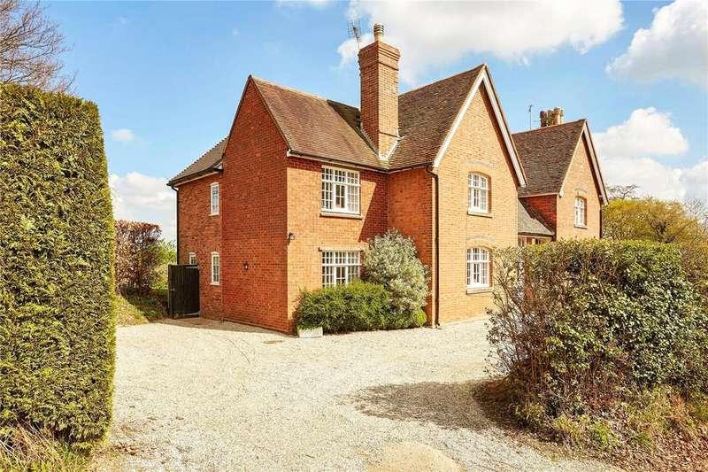 3 Bedrooms Semi Detached House for sale in Halden Lane, Benenden, Cranbrook, Kent, TN17