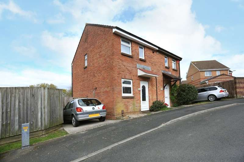 2 Bedrooms Semi Detached House for sale in Staddiscombe, Plymouth