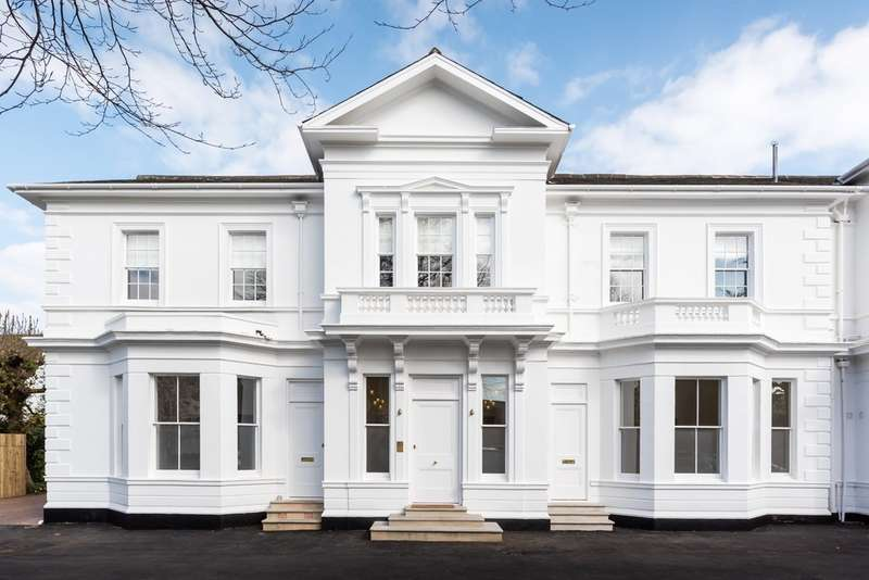 2 Bedrooms Flat for sale in Apartment 1 Moseley Lodge, Leamington Spa