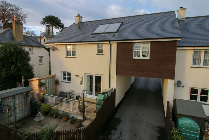 4 Bedrooms End Of Terrace House for sale in The Sidings, Moretonhamptstead