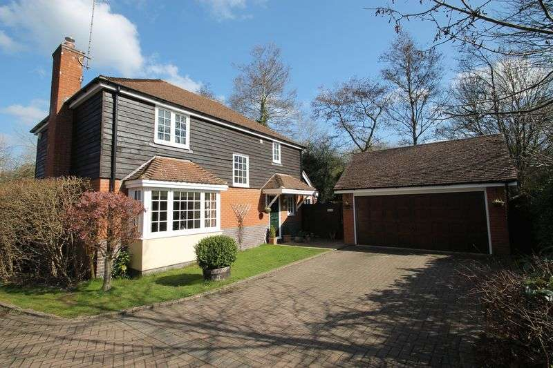4 Bedrooms Detached House for sale in Leather Lane, Gomshall