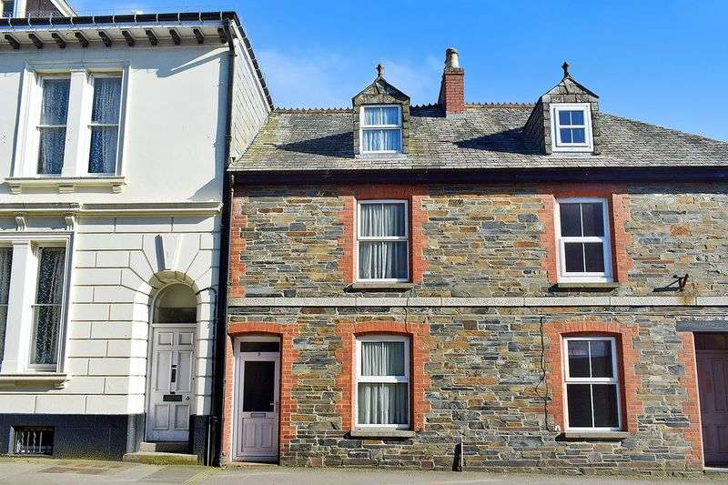 2 Bedrooms Terraced House for sale in Dean Street, Liskeard
