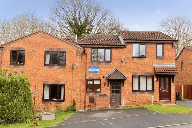 2 Bedrooms Terraced House for sale in Redchurch Close, Broseley