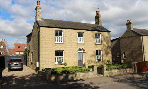 4 Bedrooms Detached House for sale in Long Furlong, Over, Cambridge