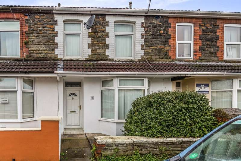 3 Bedrooms Terraced House for sale in New Park Terrace, Pontypridd