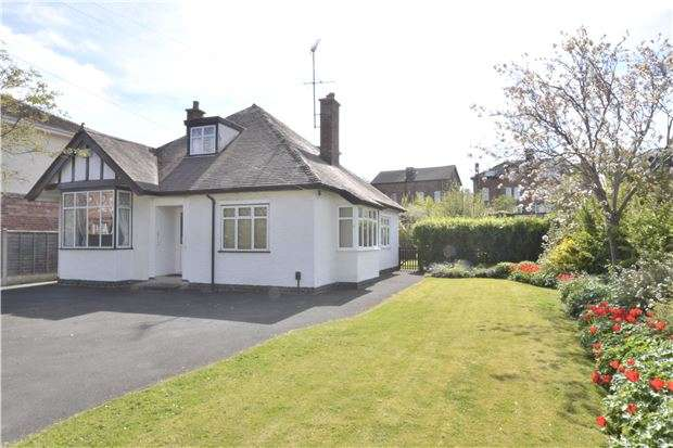 3 Bedrooms Detached Bungalow for sale in Alexandra Road, GLOUCESTER, GL1 3DR
