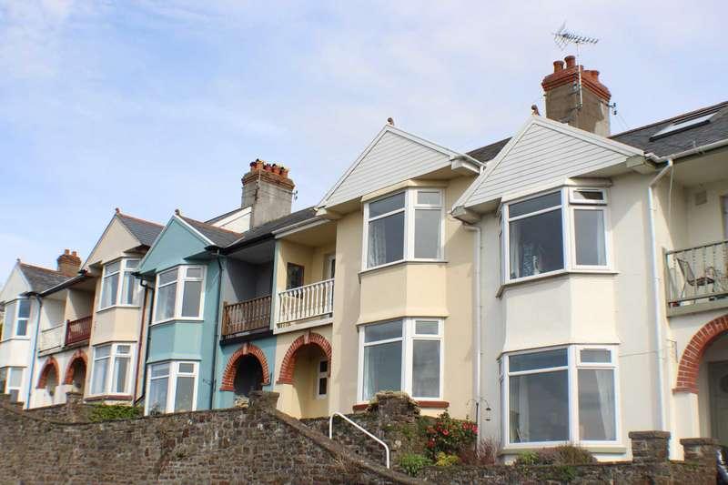 3 Bedrooms Terraced House for sale in Salterns Terrace, Bideford