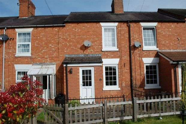 2 Bedrooms Terraced House for sale in Mount Pleasant, Harpole, Northampton NN7 4DL