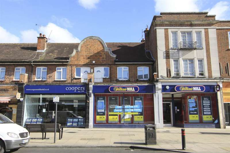 2 Bedrooms Flat for sale in Victoria Road, Ruislip