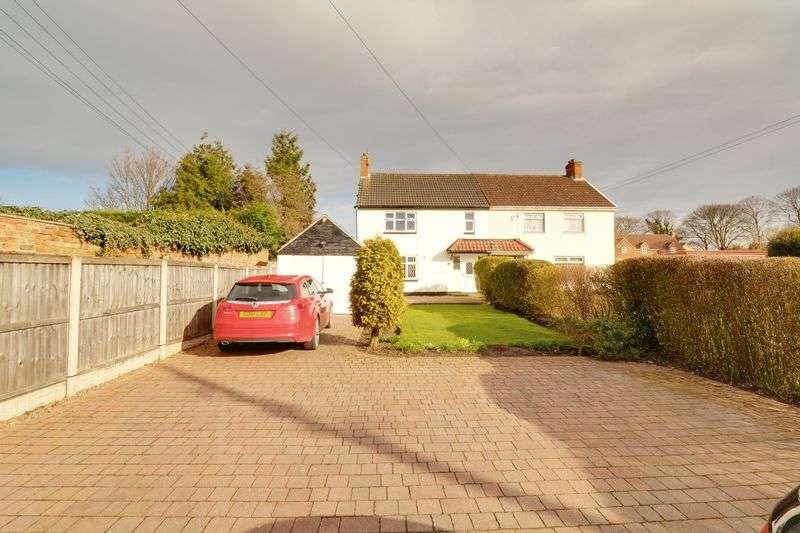 3 Bedrooms Semi Detached House for sale in Burnham Road, Epworth