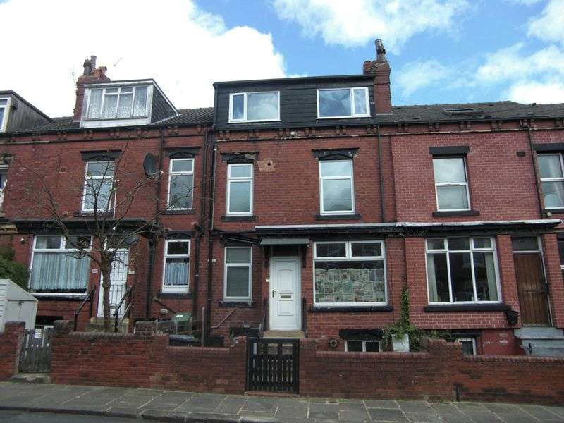 3 Bedrooms Terraced House for sale in Seaforth Mount, Leeds