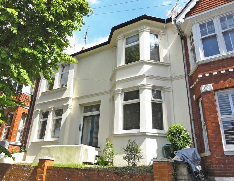 1 Bedroom Flat for sale in Balfour Road, Brighton BN1
