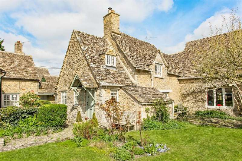 3 Bedrooms Cottage House for sale in Eastleach Half Crown Cottage, Cirencester