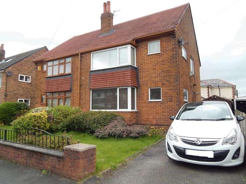 3 Bedrooms Semi Detached House for sale in Moorfield Drive, Ribbleton, Preston