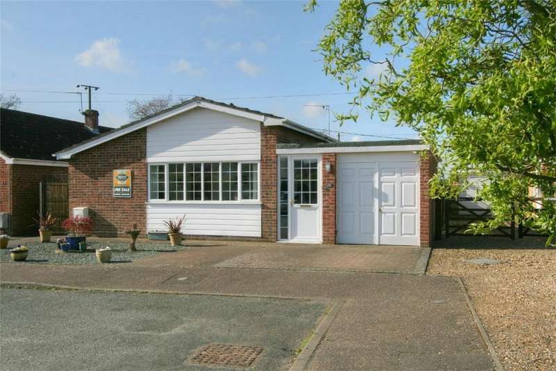 3 Bedrooms Detached Bungalow for sale in Poplar Way, ATTLEBOROUGH, Norfolk
