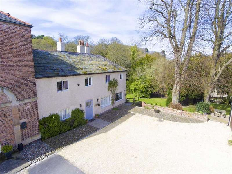 4 Bedrooms Cottage House for sale in Downing Road, Whitford, Holywell
