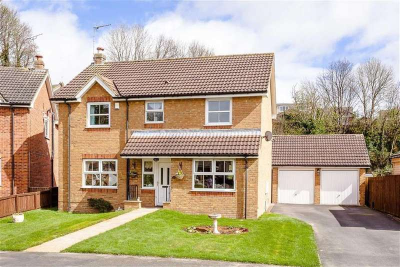 4 Bedrooms Detached House for sale in Quarry Oval, Harrogate, North Yorkshire