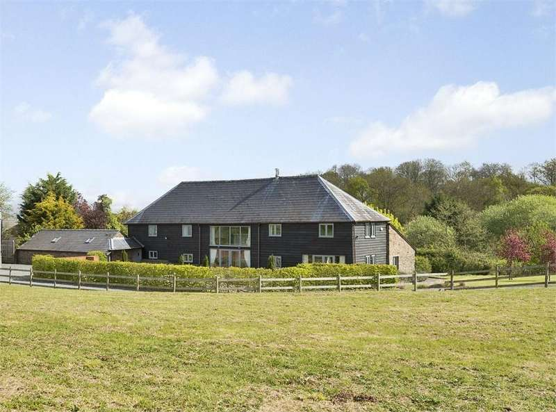 4 Bedrooms Detached House for sale in Much Dewchurch, Herefordshire