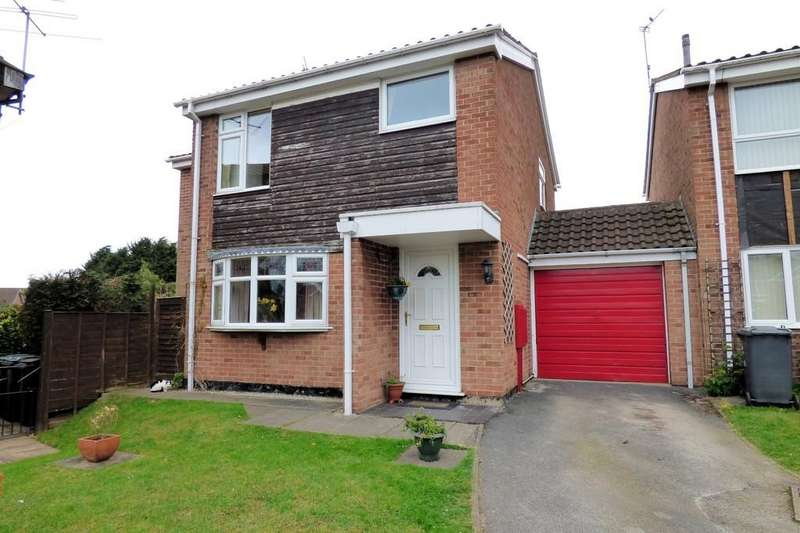 4 Bedrooms Link Detached House for sale in Pinfold Close, Repton