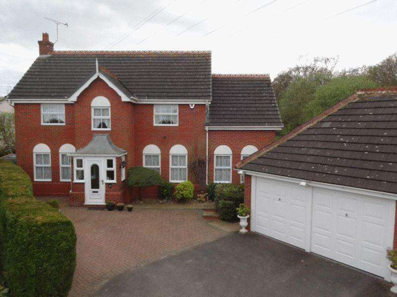 5 Bedrooms Detached House for sale in Sworder Close, Luton
