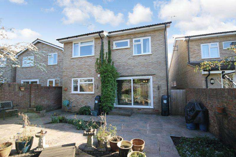 4 Bedrooms Detached House for sale in Lurgashall, Burgess Hill, West Sussex