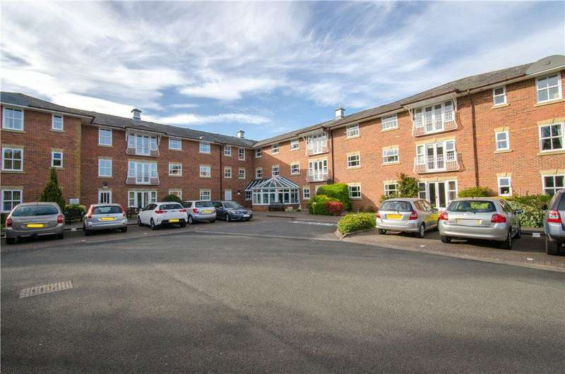 2 Bedrooms Apartment Flat for sale in Rowan Court, Worcester Road, Droitwich, Worcestershire, WR9