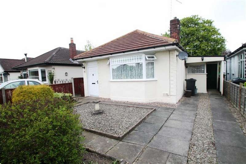 2 Bedrooms Detached Bungalow for sale in Oakfield Avenue, Upton