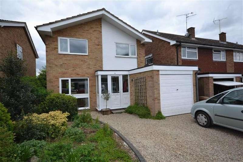 4 Bedrooms Detached House for sale in Barbrook Way, Bicknacre, Essex