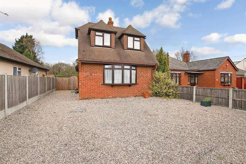 2 Bedrooms House for sale in Pilgrims Hatch, Hatch Road, Brentwood