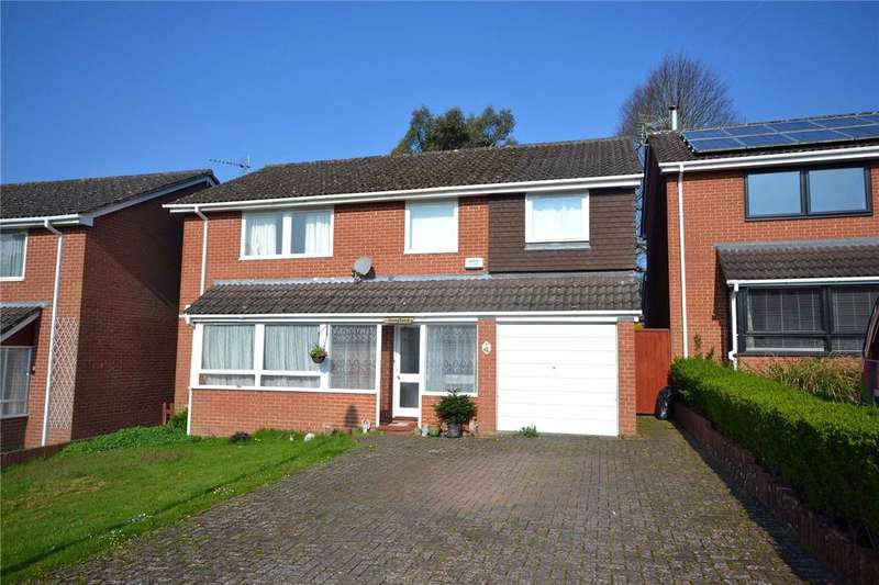 4 Bedrooms Detached House for sale in Oak Close, Lyndhurst, Hampshire, SO43
