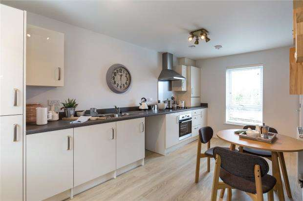 3 Bedrooms Semi Detached House for sale in Tithe Barn, Tithe Barn Link Road, Monkerton, Exeter