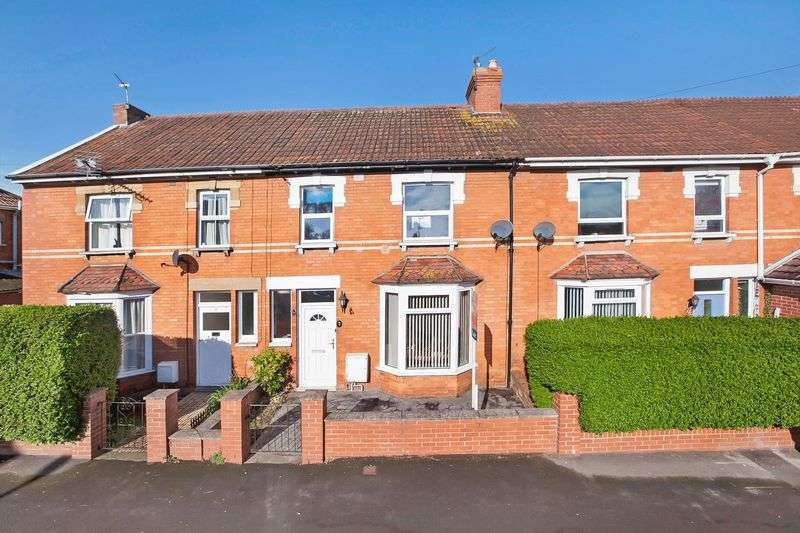 3 Bedrooms Terraced House for sale in Kendale Road, Bridgwater