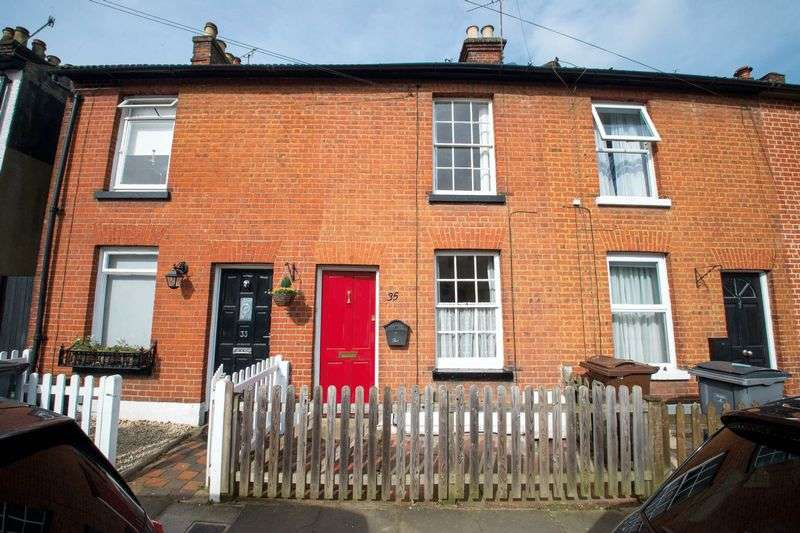 2 Bedrooms Terraced House for sale in Dalton Street, St. Albans