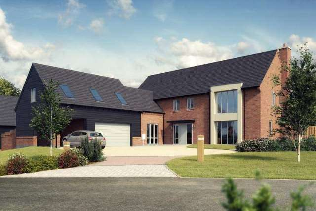 5 Bedrooms Detached House for sale in Chester Road,Aldridge,Walsall