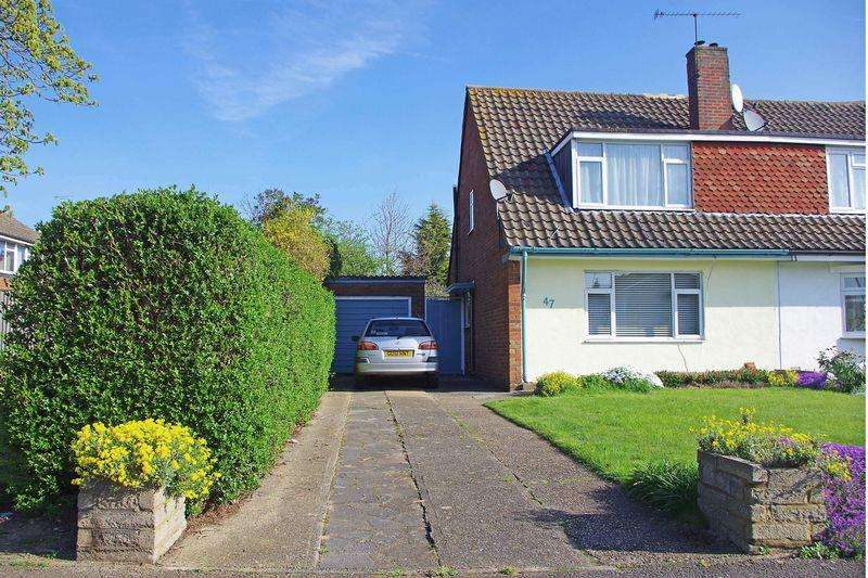 3 Bedrooms Semi Detached House for sale in Langley - FAMILY HOME with LARGE Garden
