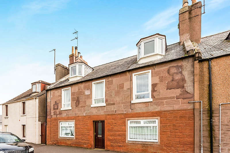 2 Bedrooms Flat for sale in St. Peters Place, MONTROSE, DD10