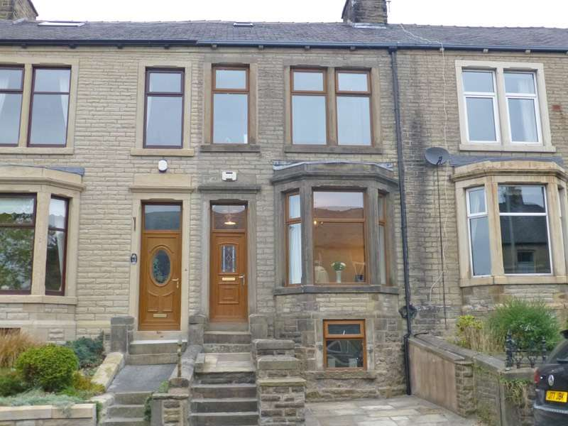 4 Bedrooms Terraced House for sale in Blackburn Road, Burnley, Lancashire, BB12